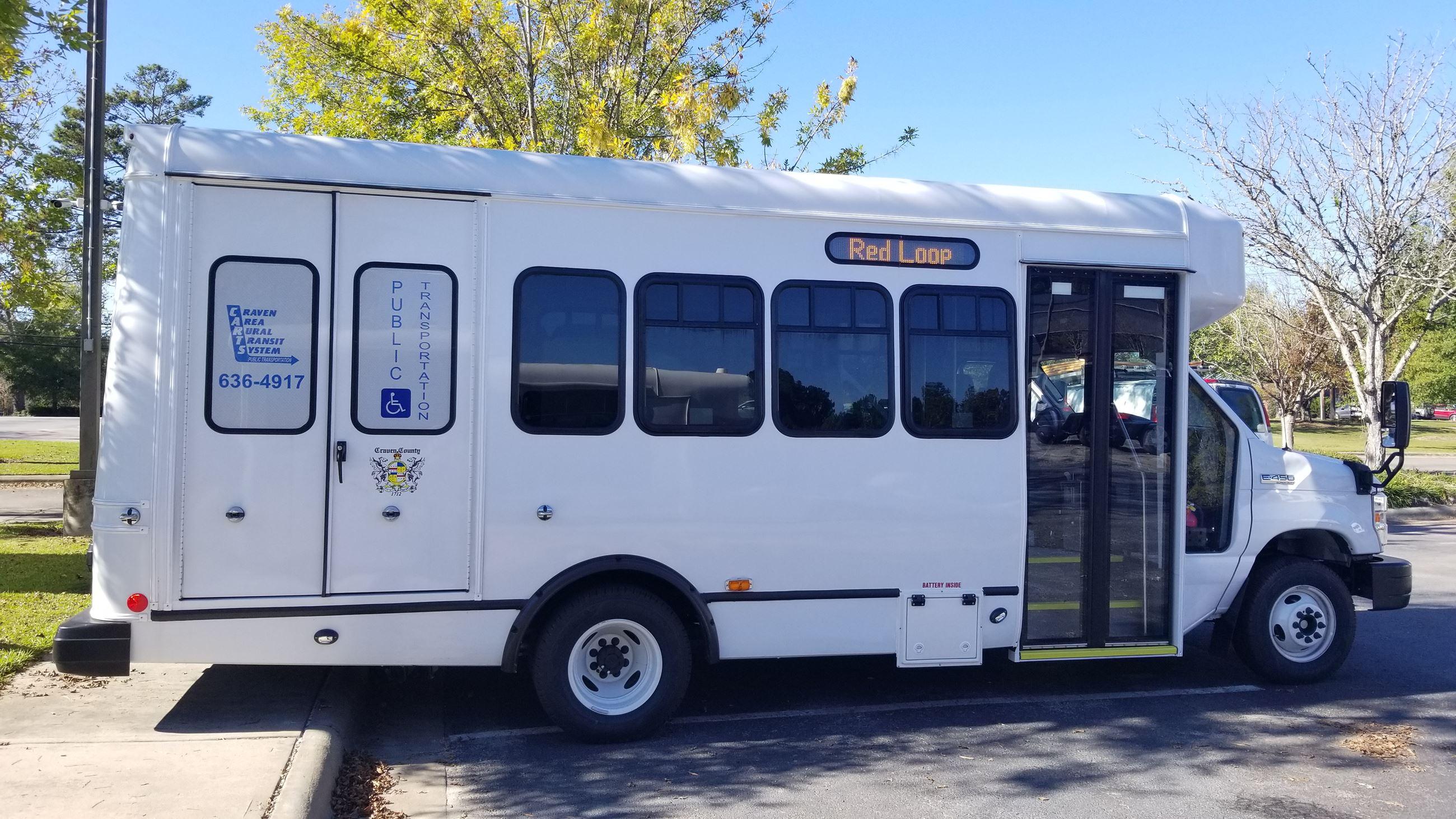 Transportation (CARTS) | Craven County