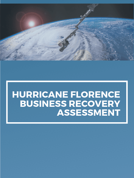 Hurricane Florence Business Recovery Assessment