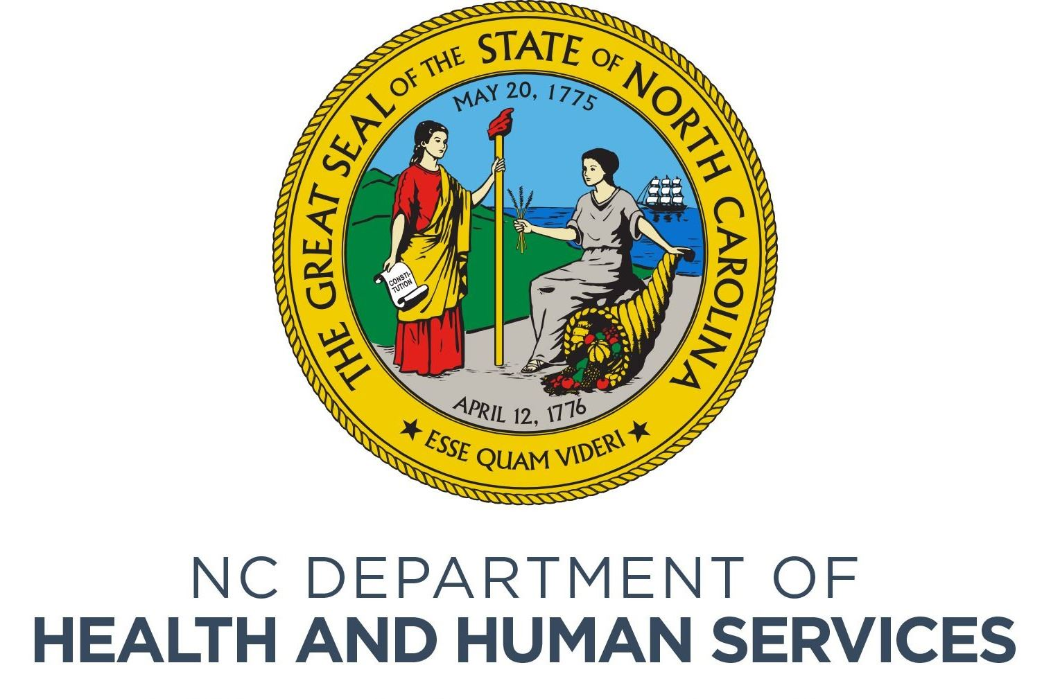 North Carolina Department of Health and Human Services Information regarding COVID-19