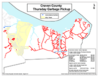View the Thursday Garbage Pickup Map Inset (PDF).