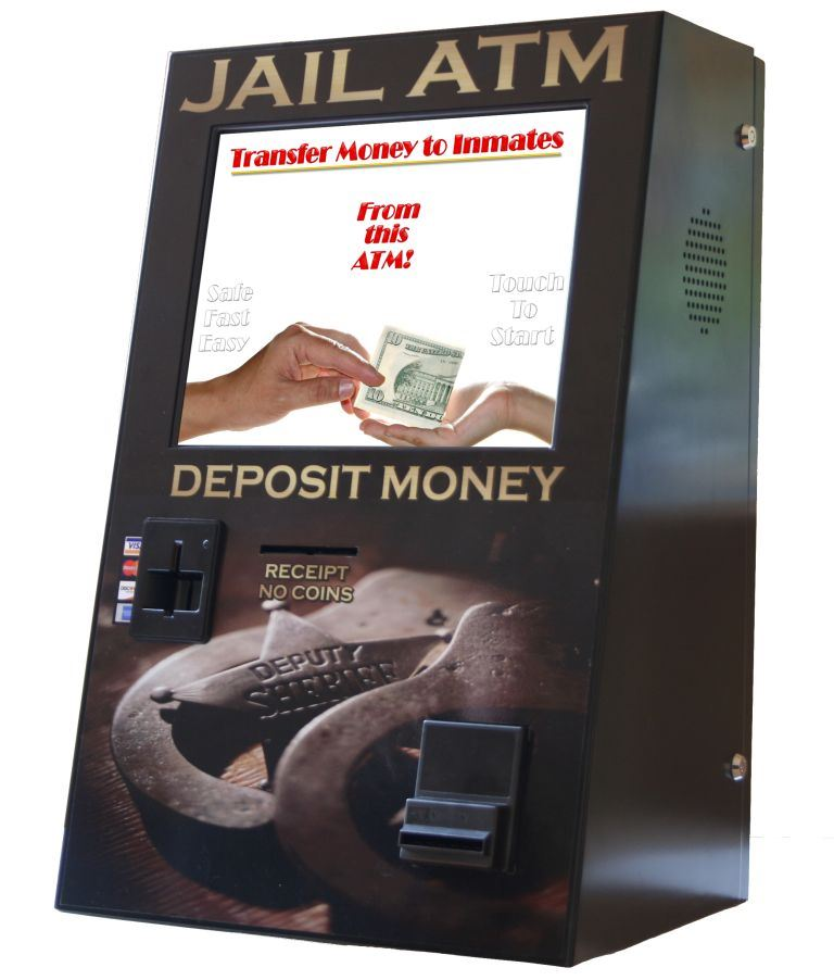 Jail ATM Opens in new window